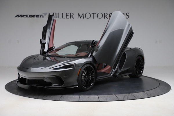 New 2020 McLaren GT Coupe for sale $247,275 at Maserati of Greenwich in Greenwich CT 06830 13