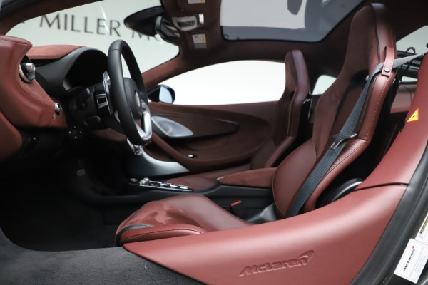 New 2020 McLaren GT Pioneer for sale $247,275 at Maserati of Greenwich in Greenwich CT 06830 16