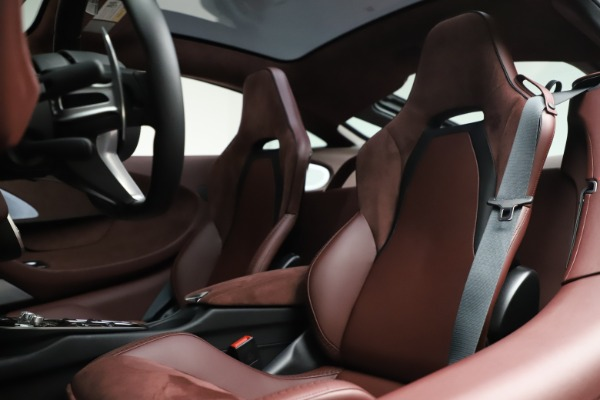 New 2020 McLaren GT Coupe for sale $247,275 at Maserati of Greenwich in Greenwich CT 06830 17
