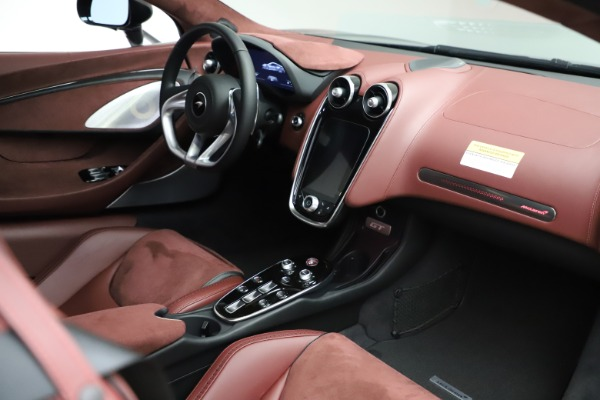 New 2020 McLaren GT Coupe for sale $247,275 at Maserati of Greenwich in Greenwich CT 06830 18