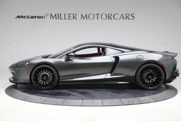 New 2020 McLaren GT Coupe for sale $247,275 at Maserati of Greenwich in Greenwich CT 06830 2
