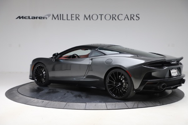New 2020 McLaren GT Coupe for sale $247,275 at Maserati of Greenwich in Greenwich CT 06830 3
