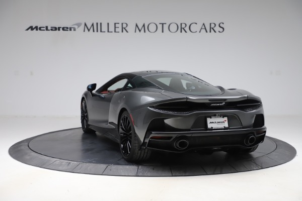 New 2020 McLaren GT Coupe for sale $247,275 at Maserati of Greenwich in Greenwich CT 06830 4