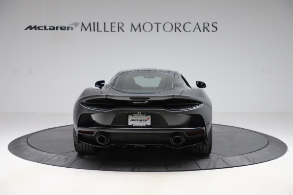 New 2020 McLaren GT Coupe for sale $247,275 at Maserati of Greenwich in Greenwich CT 06830 5