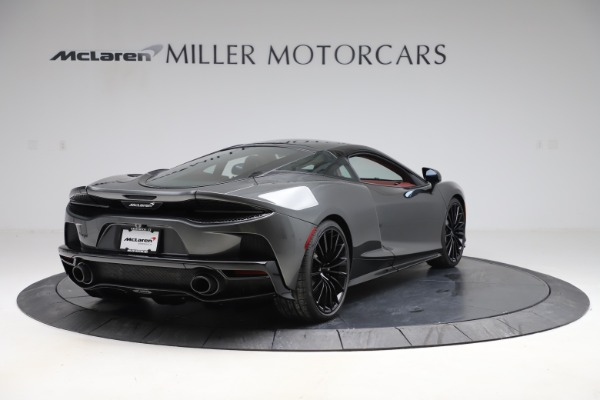 New 2020 McLaren GT Coupe for sale $247,275 at Maserati of Greenwich in Greenwich CT 06830 6
