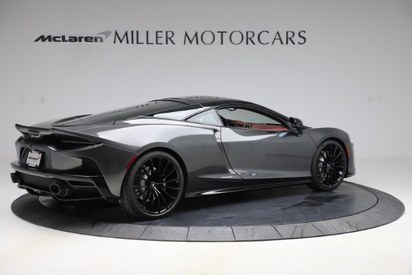 New 2020 McLaren GT Coupe for sale $247,275 at Maserati of Greenwich in Greenwich CT 06830 7
