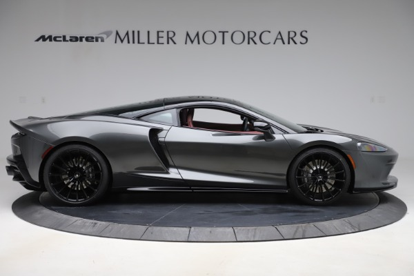 New 2020 McLaren GT Coupe for sale $247,275 at Maserati of Greenwich in Greenwich CT 06830 8