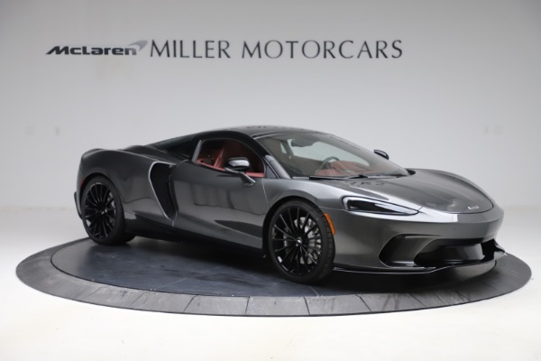 New 2020 McLaren GT Coupe for sale $247,275 at Maserati of Greenwich in Greenwich CT 06830 9