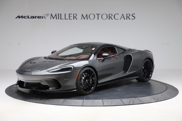 New 2020 McLaren GT Pioneer for sale $247,275 at Maserati of Greenwich in Greenwich CT 06830 1