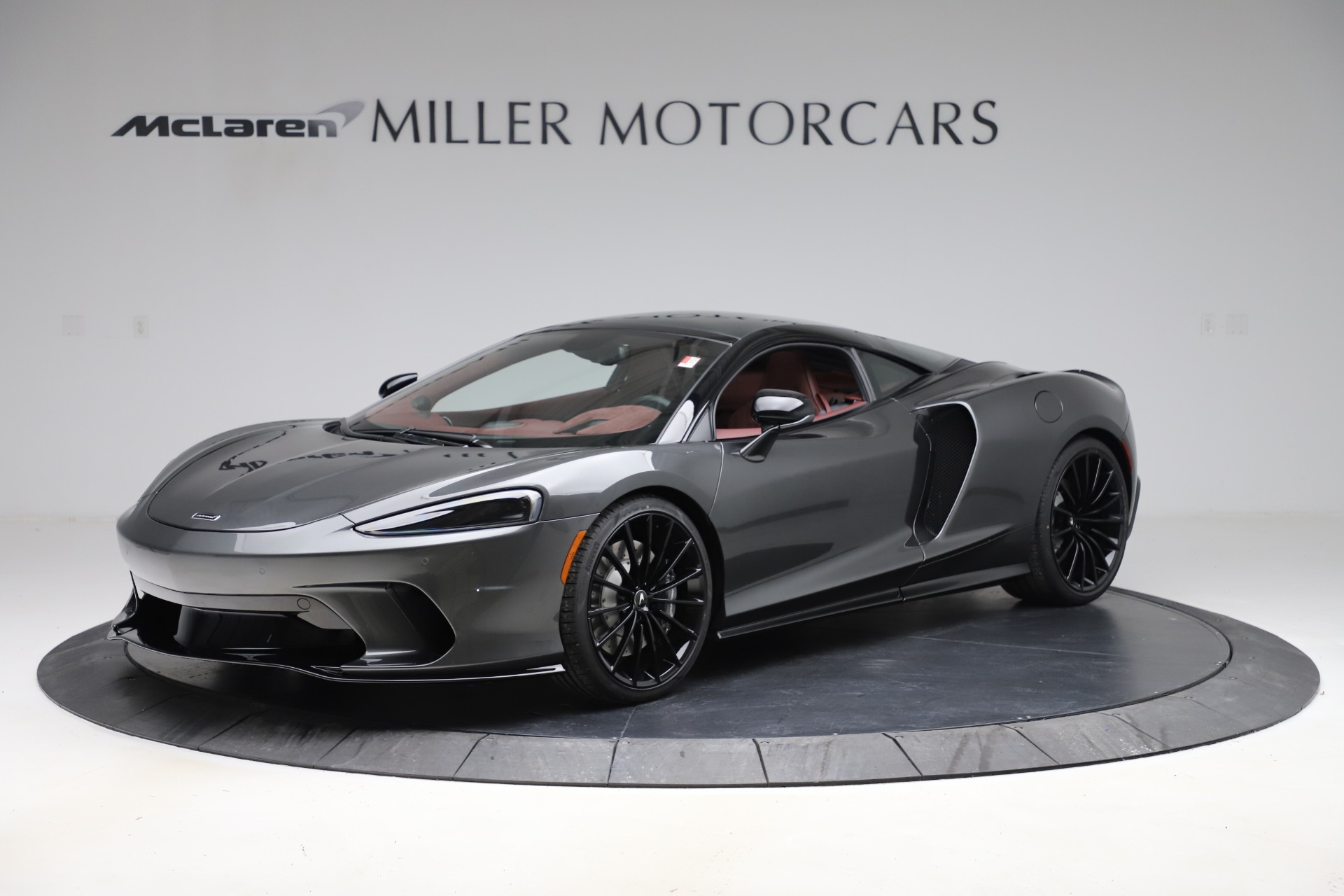 New 2020 McLaren GT Coupe for sale $247,275 at Maserati of Greenwich in Greenwich CT 06830 1