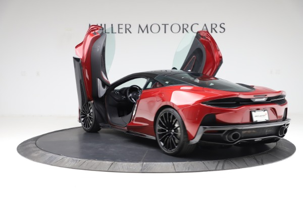 New 2020 McLaren GT Coupe for sale $249,275 at Maserati of Greenwich in Greenwich CT 06830 11