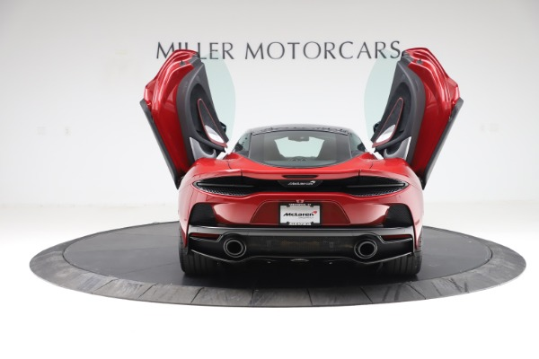New 2020 McLaren GT Coupe for sale $249,275 at Maserati of Greenwich in Greenwich CT 06830 12