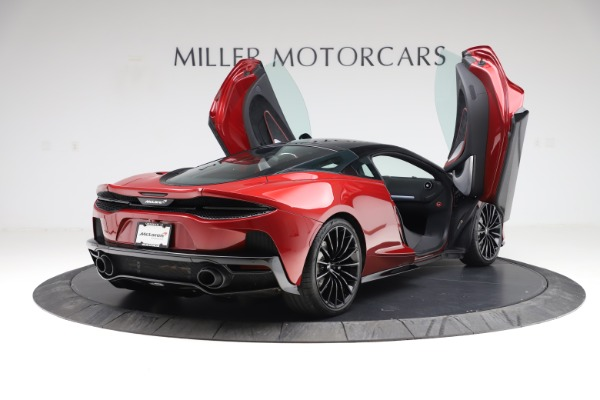 New 2020 McLaren GT Coupe for sale $249,275 at Maserati of Greenwich in Greenwich CT 06830 13