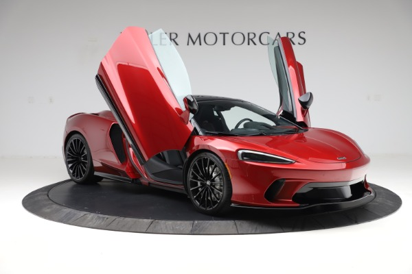 New 2020 McLaren GT Coupe for sale $249,275 at Maserati of Greenwich in Greenwich CT 06830 14