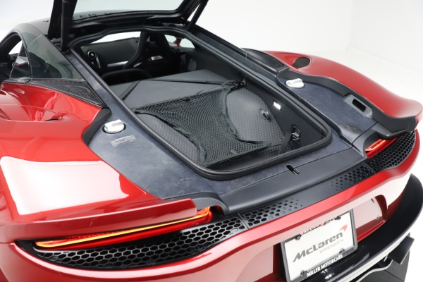 New 2020 McLaren GT Coupe for sale $249,275 at Maserati of Greenwich in Greenwich CT 06830 16