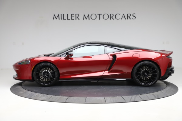 New 2020 McLaren GT Coupe for sale $249,275 at Maserati of Greenwich in Greenwich CT 06830 2