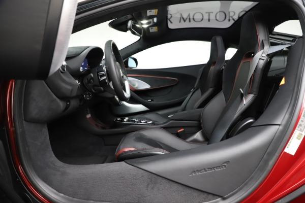 New 2020 McLaren GT Coupe for sale $249,275 at Maserati of Greenwich in Greenwich CT 06830 20