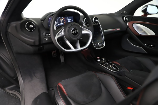 New 2020 McLaren GT Coupe for sale $249,275 at Maserati of Greenwich in Greenwich CT 06830 21