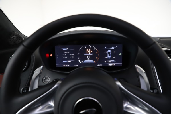 New 2020 McLaren GT Coupe for sale $249,275 at Maserati of Greenwich in Greenwich CT 06830 22