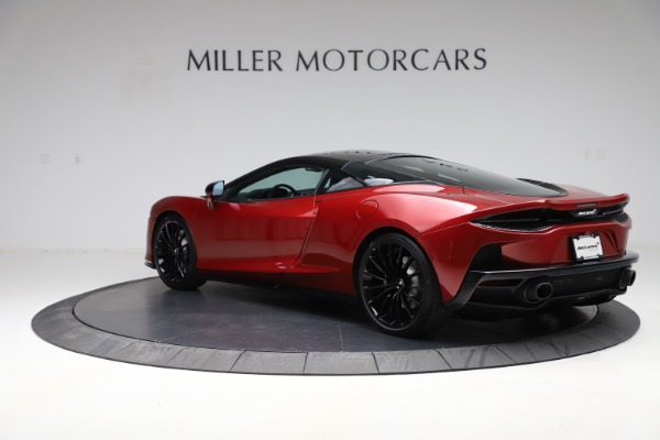 New 2020 McLaren GT Coupe for sale $249,275 at Maserati of Greenwich in Greenwich CT 06830 3