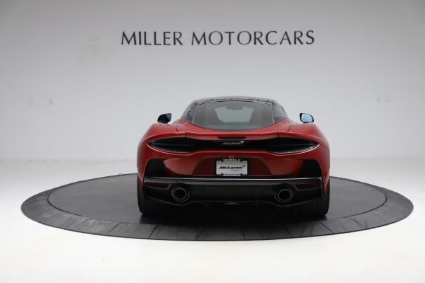 New 2020 McLaren GT Coupe for sale $249,275 at Maserati of Greenwich in Greenwich CT 06830 4