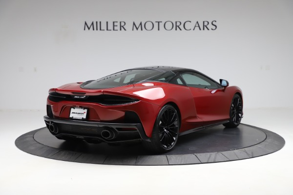 New 2020 McLaren GT Coupe for sale $249,275 at Maserati of Greenwich in Greenwich CT 06830 5