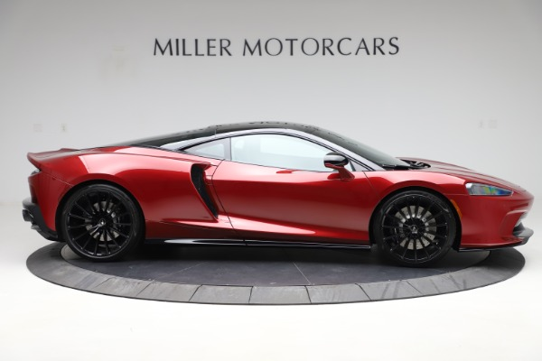 New 2020 McLaren GT Coupe for sale $249,275 at Maserati of Greenwich in Greenwich CT 06830 6