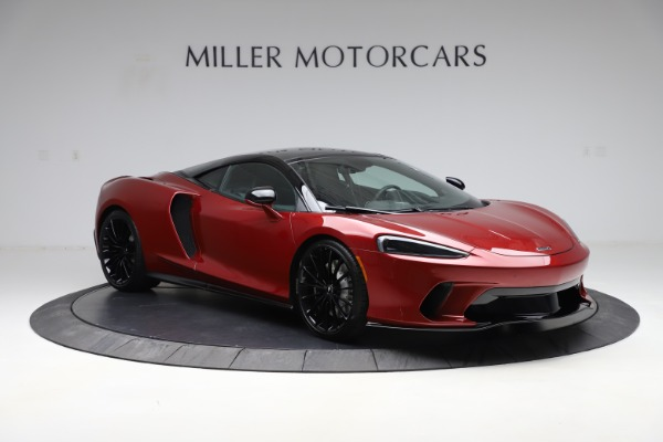 New 2020 McLaren GT Coupe for sale $249,275 at Maserati of Greenwich in Greenwich CT 06830 7