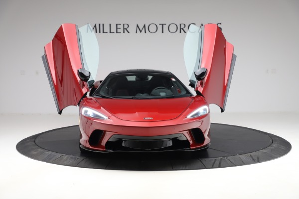 New 2020 McLaren GT Coupe for sale $249,275 at Maserati of Greenwich in Greenwich CT 06830 9