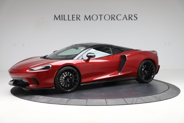 New 2020 McLaren GT Pioneer for sale $249,275 at Maserati of Greenwich in Greenwich CT 06830 1