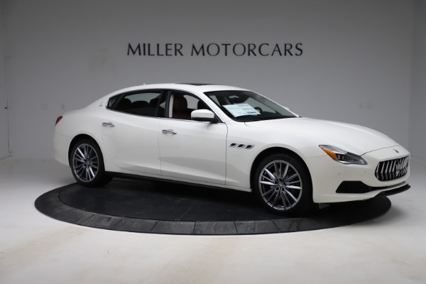 New 2019 Maserati Quattroporte S Q4 for sale $121,065 at Maserati of Greenwich in Greenwich CT 06830 10