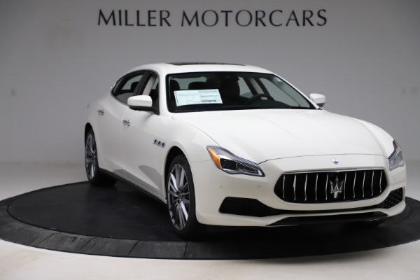 New 2019 Maserati Quattroporte S Q4 for sale $121,065 at Maserati of Greenwich in Greenwich CT 06830 11
