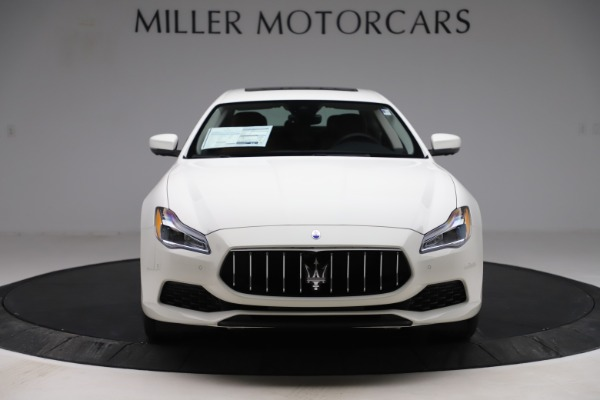 New 2019 Maserati Quattroporte S Q4 for sale $121,065 at Maserati of Greenwich in Greenwich CT 06830 12