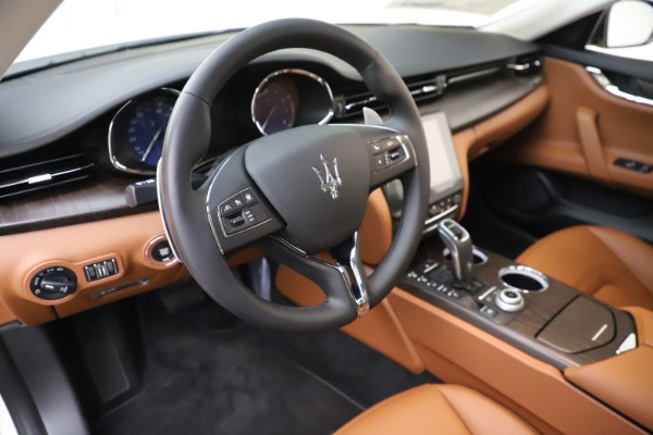 New 2019 Maserati Quattroporte S Q4 for sale $121,065 at Maserati of Greenwich in Greenwich CT 06830 13