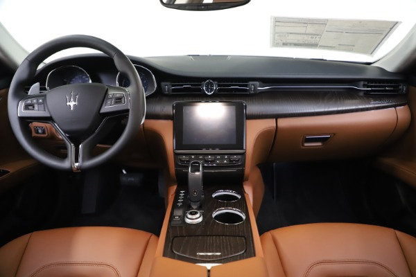 New 2019 Maserati Quattroporte S Q4 for sale $121,065 at Maserati of Greenwich in Greenwich CT 06830 16