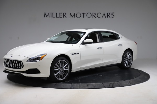 New 2019 Maserati Quattroporte S Q4 for sale $121,065 at Maserati of Greenwich in Greenwich CT 06830 2
