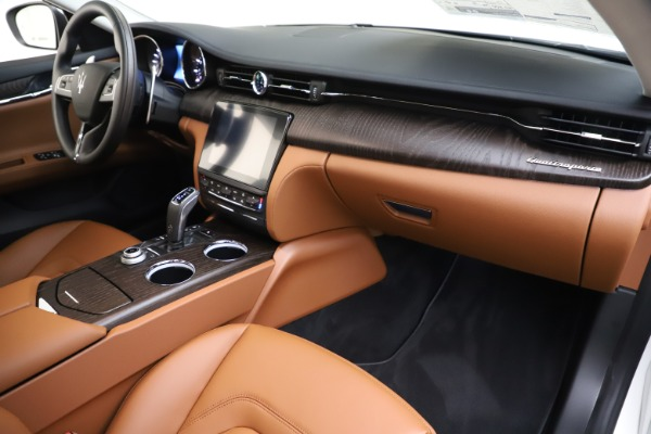 New 2019 Maserati Quattroporte S Q4 for sale $121,065 at Maserati of Greenwich in Greenwich CT 06830 22
