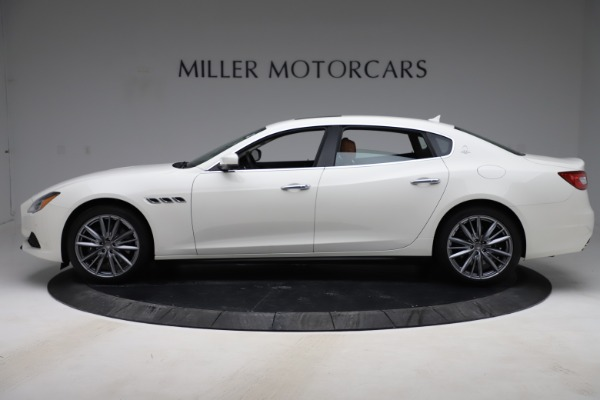 New 2019 Maserati Quattroporte S Q4 for sale $121,065 at Maserati of Greenwich in Greenwich CT 06830 3