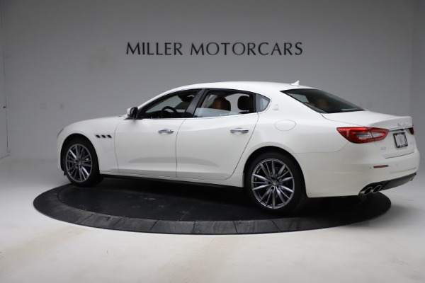 New 2019 Maserati Quattroporte S Q4 for sale $121,065 at Maserati of Greenwich in Greenwich CT 06830 4