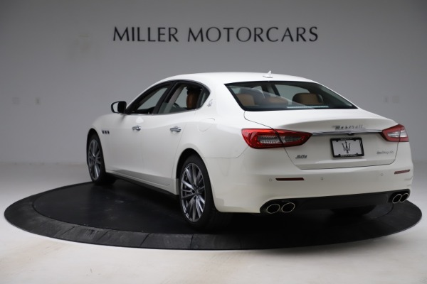 New 2019 Maserati Quattroporte S Q4 for sale $121,065 at Maserati of Greenwich in Greenwich CT 06830 5