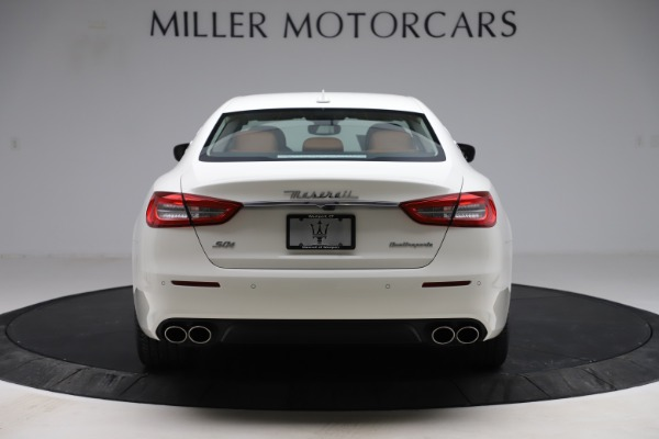 New 2019 Maserati Quattroporte S Q4 for sale $121,065 at Maserati of Greenwich in Greenwich CT 06830 6