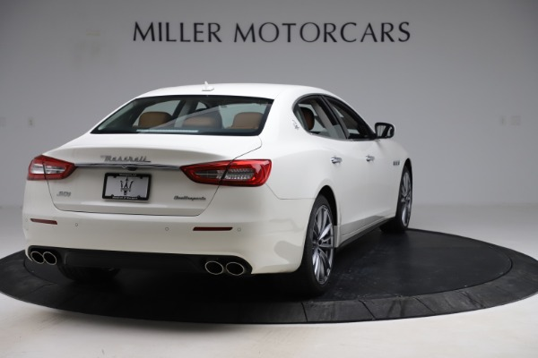 New 2019 Maserati Quattroporte S Q4 for sale $121,065 at Maserati of Greenwich in Greenwich CT 06830 7