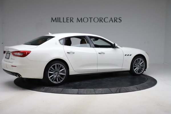 New 2019 Maserati Quattroporte S Q4 for sale $121,065 at Maserati of Greenwich in Greenwich CT 06830 8