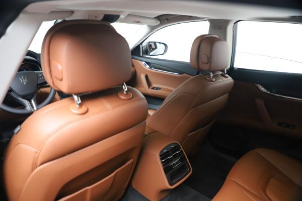 New 2019 Maserati Quattroporte S Q4 for sale $121,065 at Maserati of Greenwich in Greenwich CT 06830 19