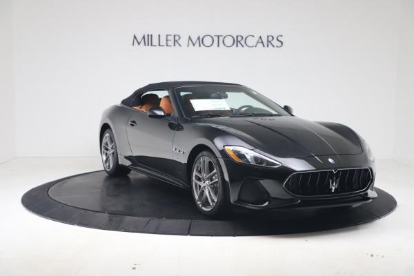 New 2019 Maserati GranTurismo Sport Convertible for sale Sold at Maserati of Greenwich in Greenwich CT 06830 18