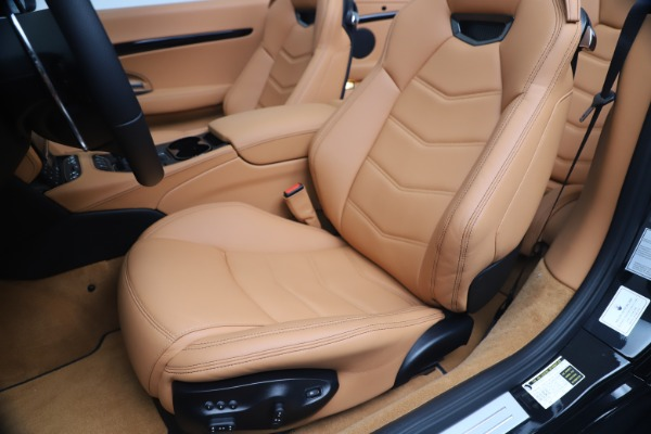 New 2019 Maserati GranTurismo Sport Convertible for sale Sold at Maserati of Greenwich in Greenwich CT 06830 21
