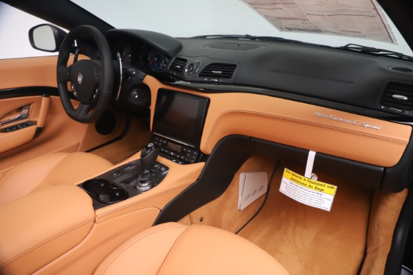 New 2019 Maserati GranTurismo Sport Convertible for sale Sold at Maserati of Greenwich in Greenwich CT 06830 26