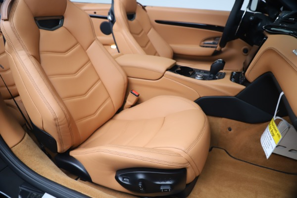 New 2019 Maserati GranTurismo Sport Convertible for sale Sold at Maserati of Greenwich in Greenwich CT 06830 28
