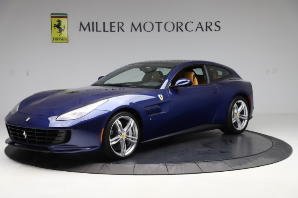 Used 2019 Ferrari GTC4Lusso for sale $249,900 at Maserati of Greenwich in Greenwich CT 06830 2