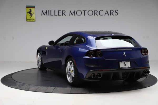 Used 2019 Ferrari GTC4Lusso for sale $249,900 at Maserati of Greenwich in Greenwich CT 06830 5